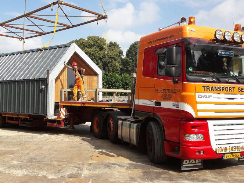 Van Boxtel transport